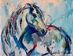 Abstract Equine